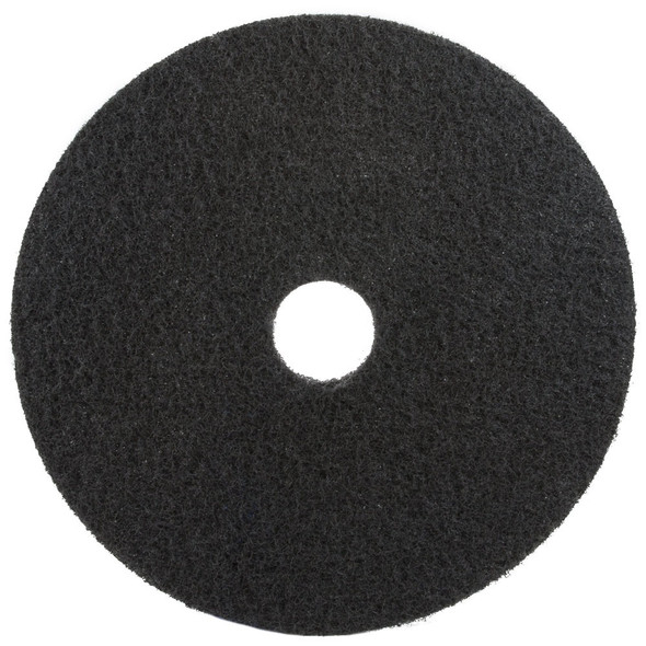 Maintex Black Stripping Pad 19""