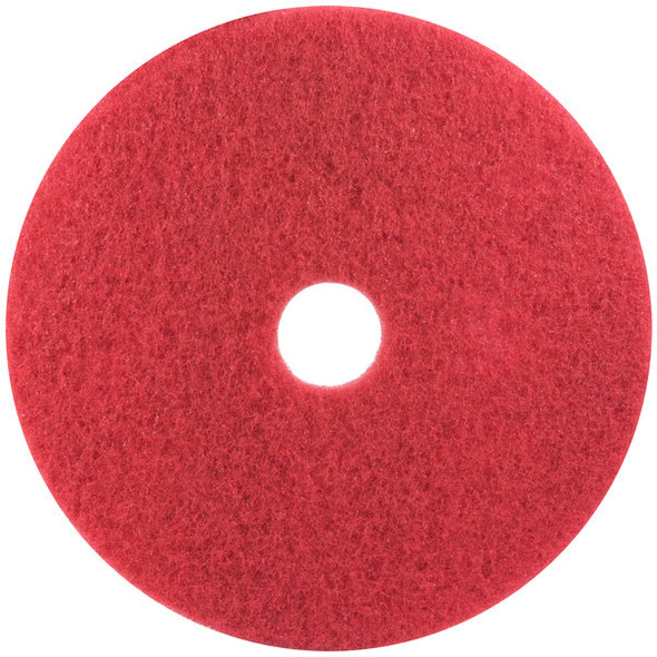 """3M Red Buffing Pad 5100 20"""""""