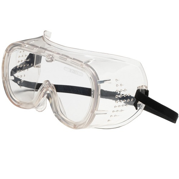 PIP 440 Basic Direct Vent Goggle with Clear Body and Clear Lens