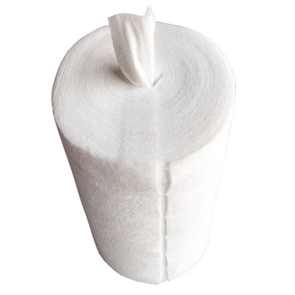 """Teh Tung Replacement 6"""" x 6.75"""" Dry Wipe Roll"""