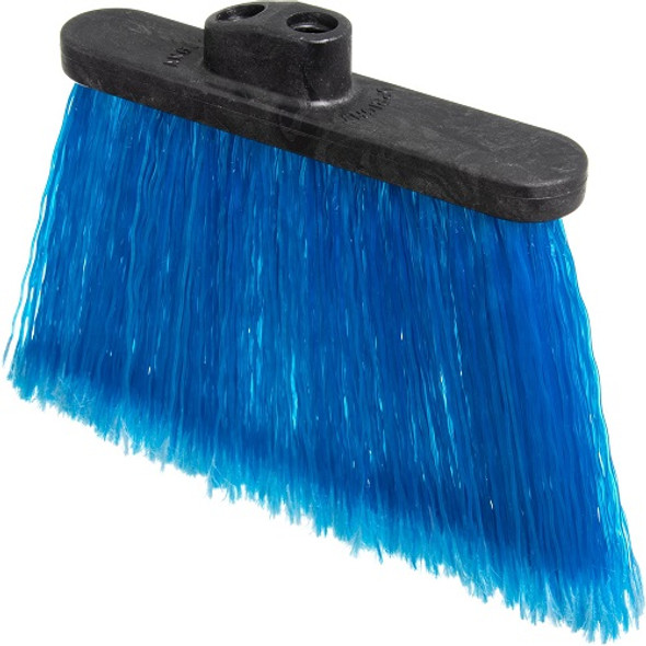 "Carlisle Flo-Pac Wide Duo-Sweep Light Industrial Broom Head 4"" Bristle Trim, B"