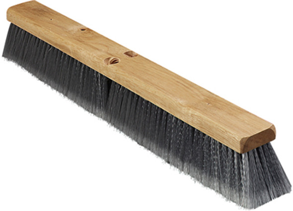 "Carlisle Flagged Floor Sweep 18"", Gray"