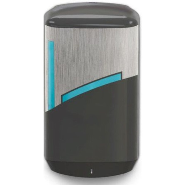 Primory CB6 Dispenser, Brushed Metallic/ Black