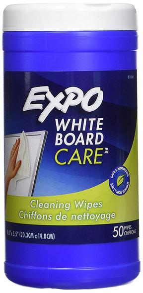 Expo Dry-Erase Board-Cleaning Wet Wipes