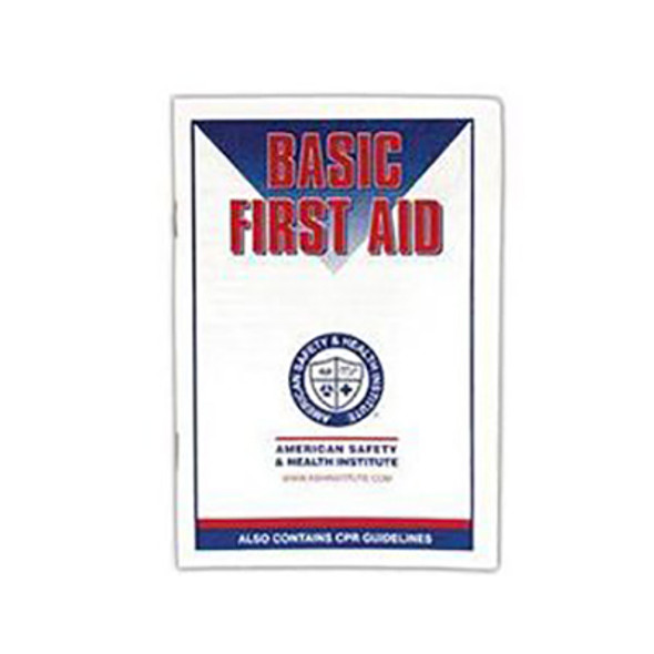 HON045027 First Aid Booklet