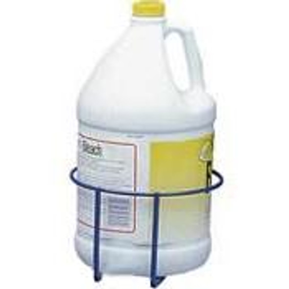 Excellent for holding one gallon containers.