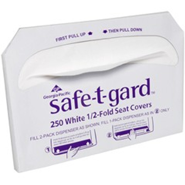 Safe-T-Gard Toilet Seat Covers