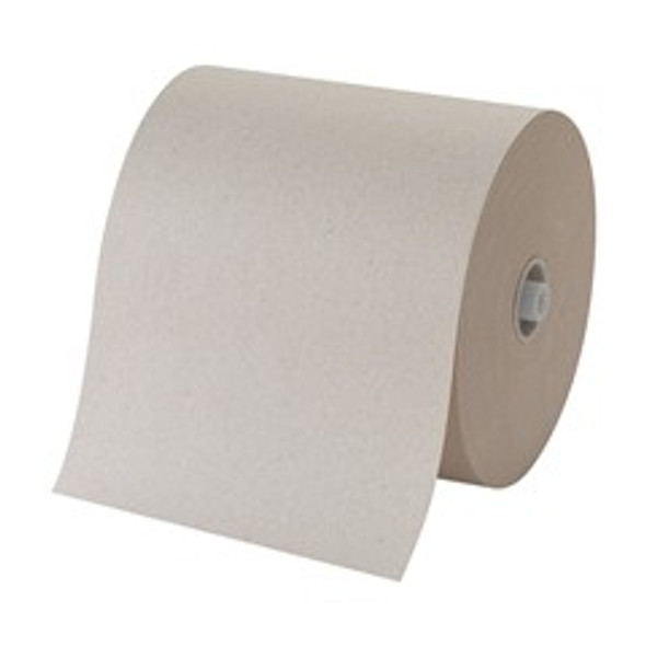 "GP PRO Pacific Blue Ultra 8"" Recycled Paper Towel Roll, Brown, 6/1150"