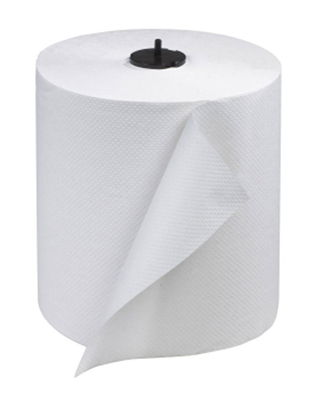 Tork Advanced Matic 1-Ply Hand Roll Towels, White