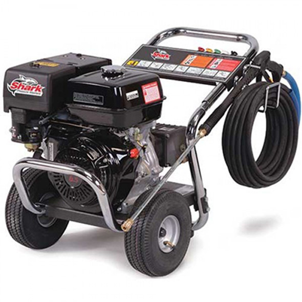 Shark DG-354037 4,000 PSI 3.5 GPM Honda Gas Powered Commercial Series Pressure