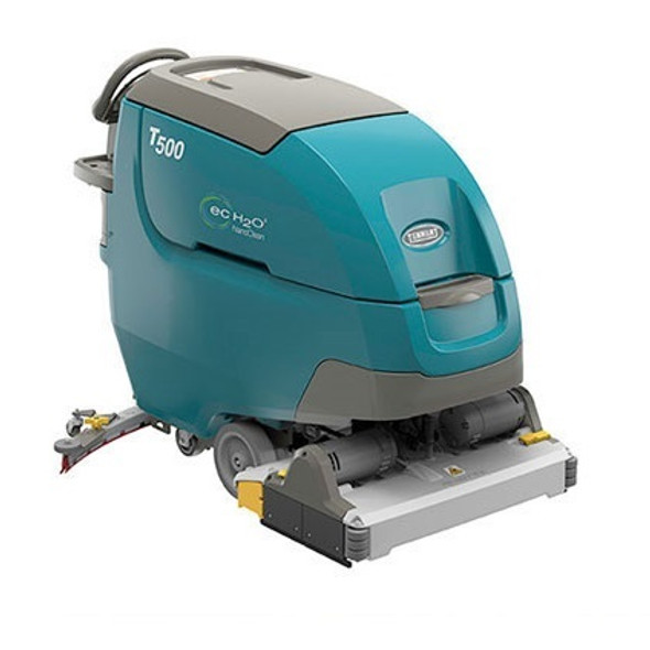 "Tennant T500 28"" Cylindrical Walk Behind Scrubber with ec-H2O"