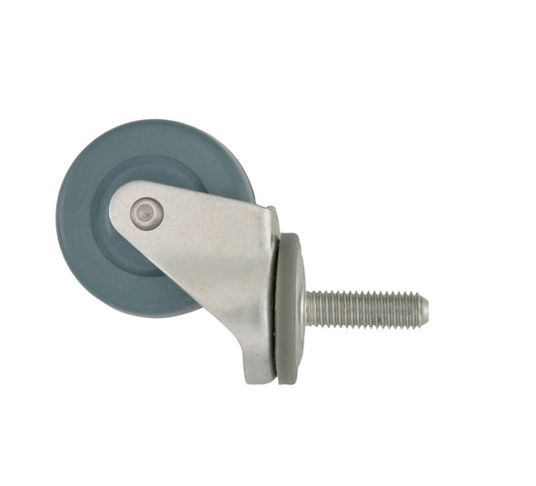 """Tennant Solid TPR 2"""" Swivel Squeegee Caster"""