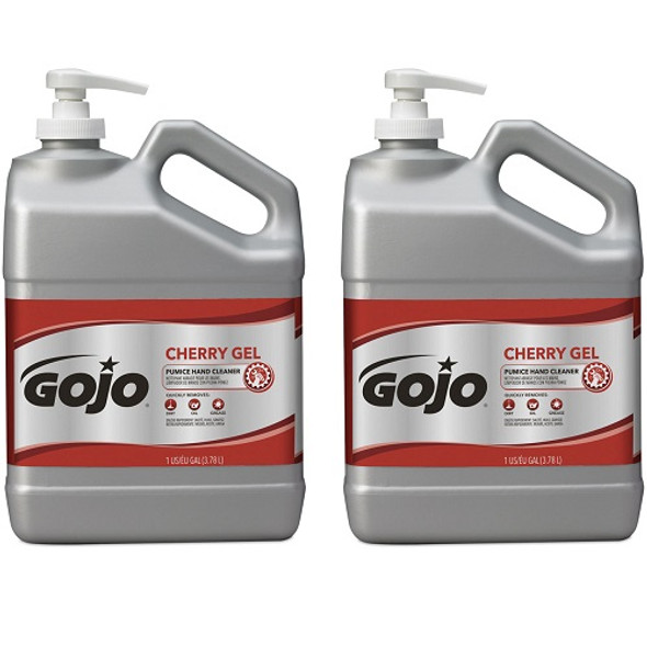 GOJO Cherry Gel Pumice Hand Cleaner (Gallon)