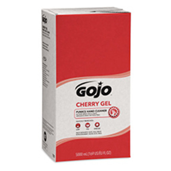 GOJO Cherry Gel Pumice Hand Cleaner (5000mL)