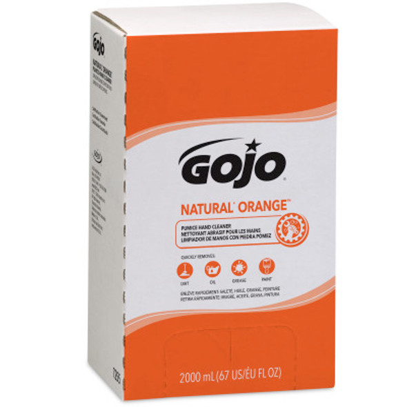 GOJO Natural Orange Pumice Hand Cleaner (2000mL)