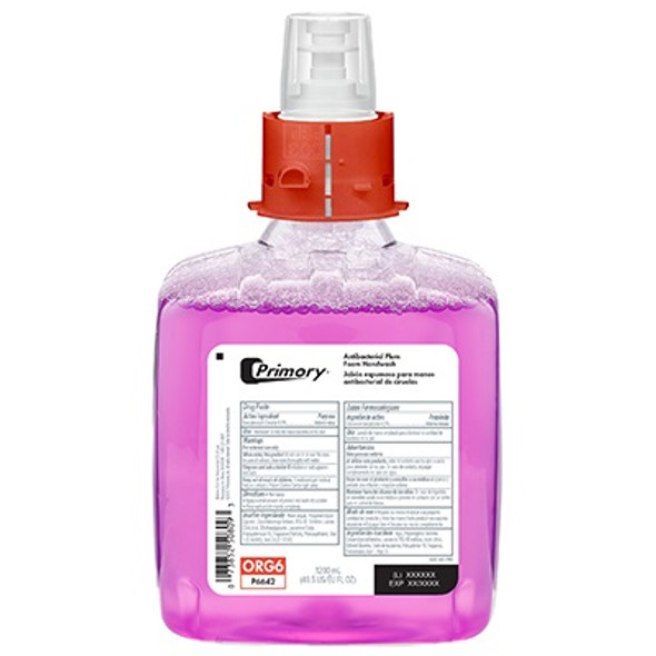 Primory Antibacterial Plum Foam Handwash for CB6