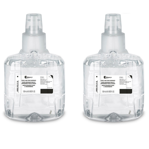 Primory Clear and Mild Foam Handwash for LTX-12