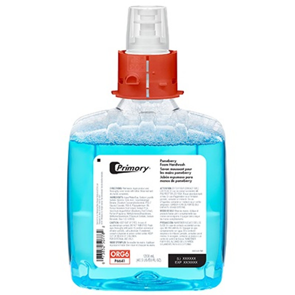 Primory Pomeberry Foam Handwash for CB6
