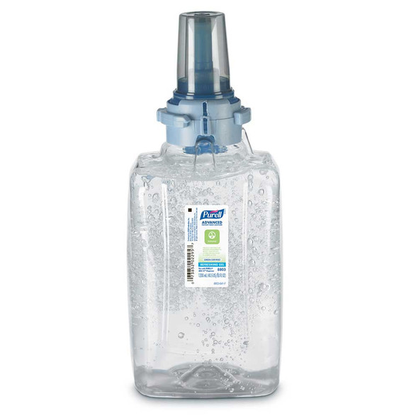 PURELL Advanced Hand Sanitizer Green Certified Gel for ADX-12