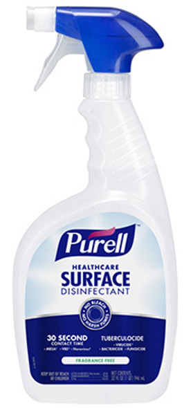 Purell Healthcare Surface Disinfectant, 32 oz.