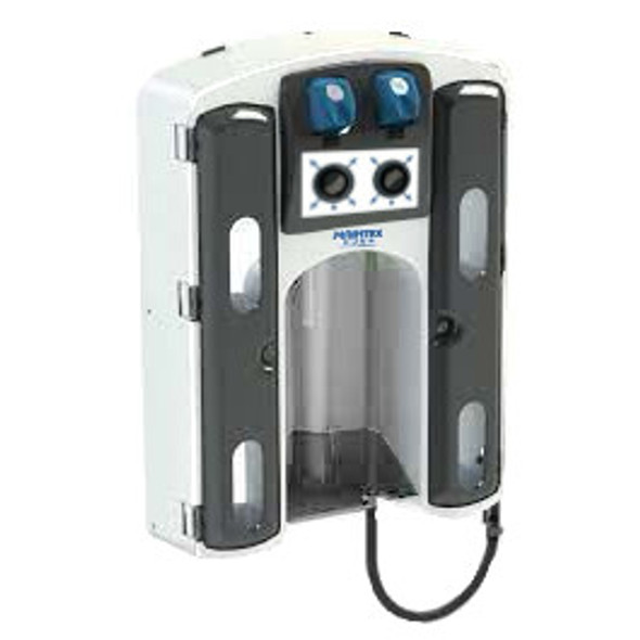 The AccuMax 4P E-Gap continues Hydro Systems' new product line of chemical dispensers