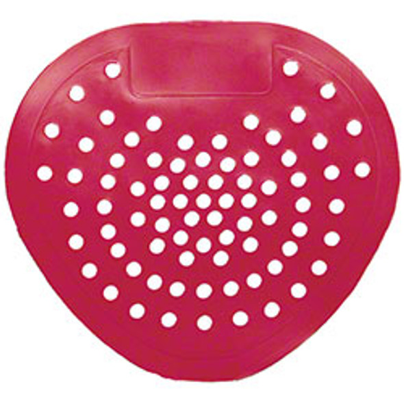Tolco Urinal Screen - Cherry, Red