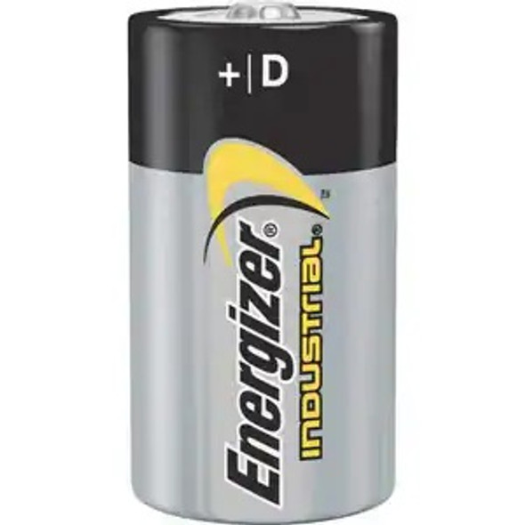Energizer Industrial Alkaline D Batteries, 12 Pack