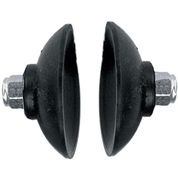 ArcMate Replacement Pick-Up Cups for EZ Reacher, Black, 1 Pair