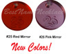 Acrylic Colors for Monogram Necklaces and Name Necklaces