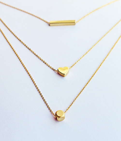Brooklyn Layering Necklace