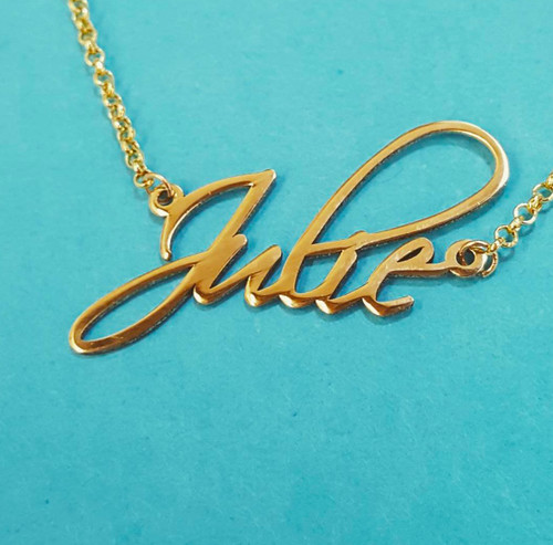Solid Gold Jewelry - Page 1 - Best Name Necklace