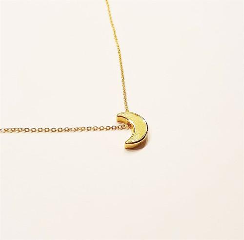 Half Moon Layering Necklace