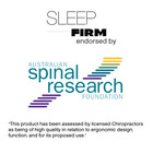 Officially Endorsed by the Australian Spinal Research Foundation