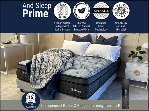And Sleep Prime Queen