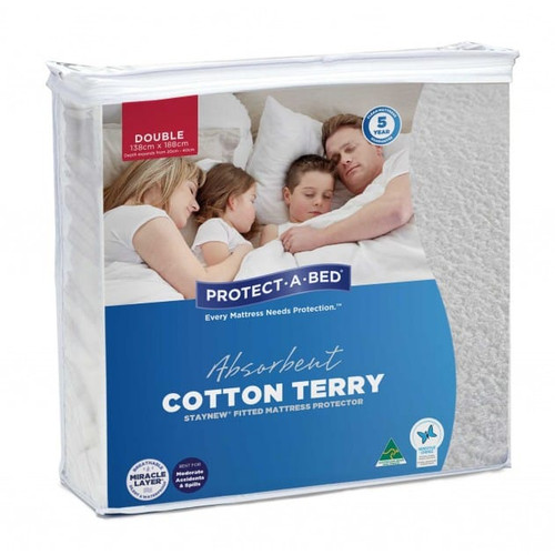 StayNew Double Mattress Protector