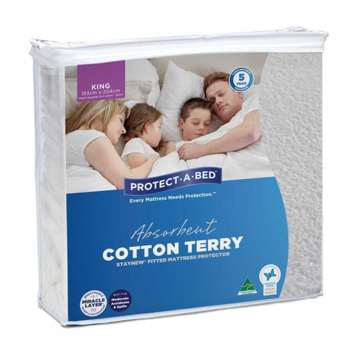 StayNew King Mattress Protector