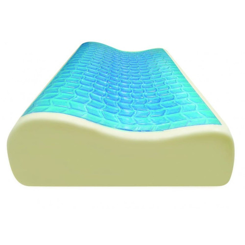 Chiropedic Pressure Relief Pillow Gel Contour