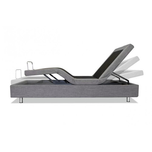 Chiropedic Adjustable Long Single Bed