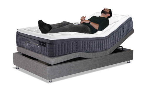 Chiropedic Adjustable Queen Bed