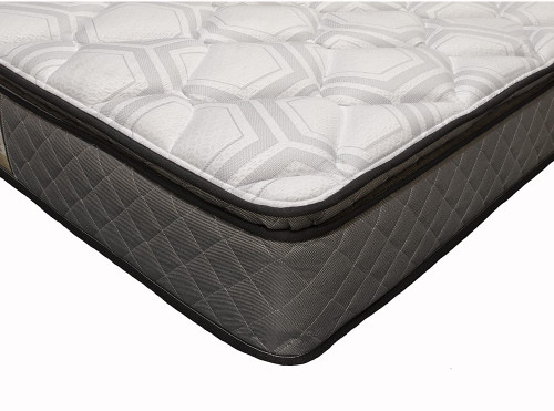 Comfort Flex Pillow Top Deluxe Queen