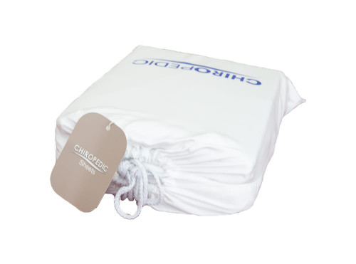 Bamboo Sheets King White