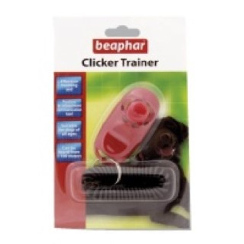 The Beaphar Clicker Trainer is one of the most modern, effective and enjoyable methods available, and suitable for all sizes and breeds of dog. Based on sound scientific principles, it will allow you to effectively communicate with your dog.