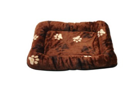 Comfy soft dog beds Available in a choice of sizes. ideal for dogs as well as cats.