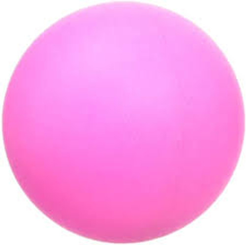 Fun and colourful  pink ping pong balls especially for cats and kittens Great cat playtimes with lots of chasing fun  Pack of two balls