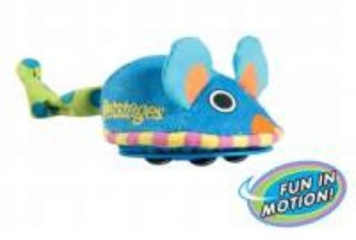 Let your kitty play Tom and Jerry with their very own Mouse on Wheels toy.  Cats love to chase and pounce, and this Mouse on Wheels toy is perfect for satisfying cats' playful instincts!