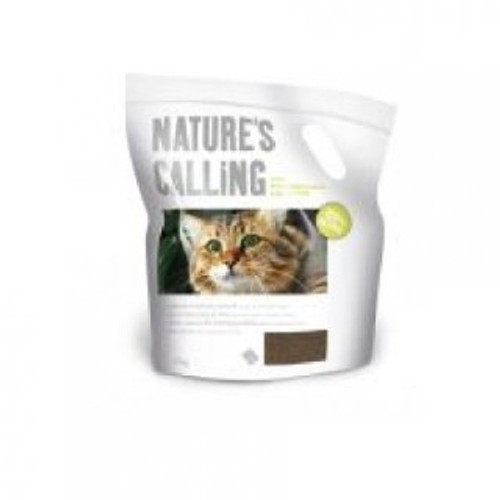 100% natural biodegradable cat litter with superior odour control and fast clumping action.