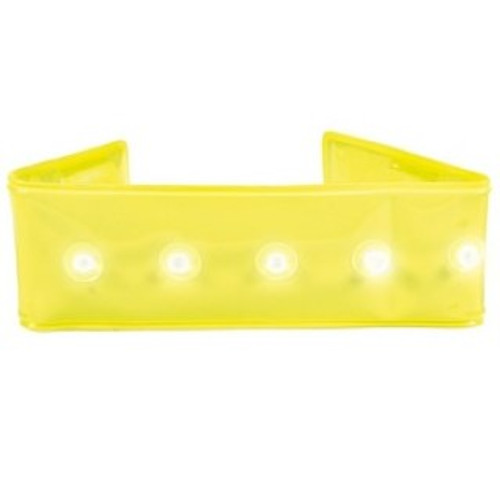 This Light Band has a practical Velcro closure and is therefore universally applicable.  It offers  human and animal safety, as the flashing LEDs are visible up to 300 m.