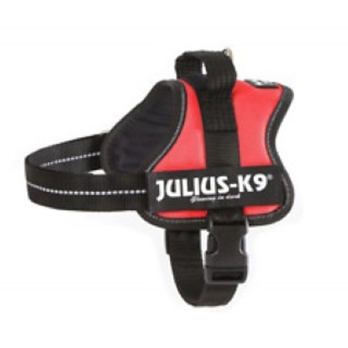 The original by Julius K9! This robust power harness was originally developed for professional use for emergency and police dogs