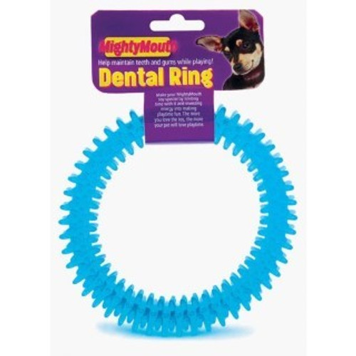 Designed to keep your pets teeth in great condition. Stronger & long-lasting than your average toy. Made from durable, chewable nylon. Flavoured with vanilla Keeps your pet entertained for hours Size - 15cm