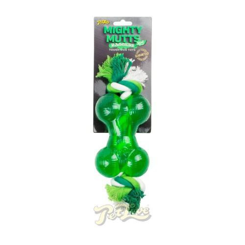 extreme tough rubber dog toy Suitable for agrressive chewers Great dog  toy with added mint flavour